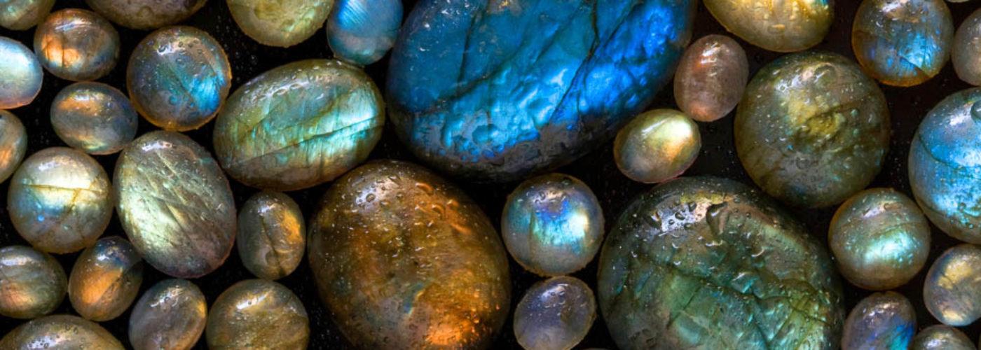 Aux minéraux du bien-être